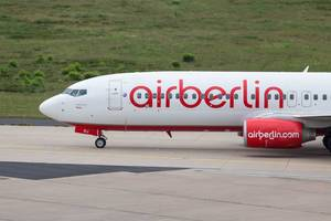airberlin-Maschine