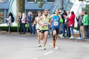 Aksianov Marat, Nussbaumer Andre - Köln Marathon 2017