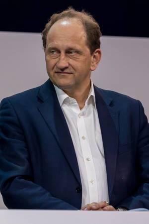 Alexander Graf Lambsdorff Mitglied des Deutschen Bundestages auf der Digital X in Köln