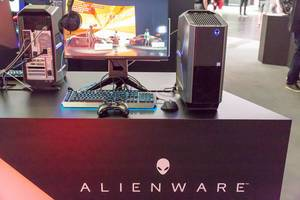 Alienware Gaming-PC - Gamescom 2017, Köln