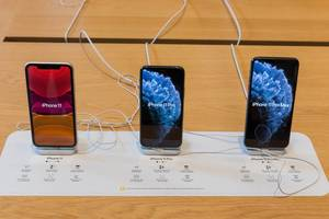 All new iPhone 11, Pro and Pro Max models