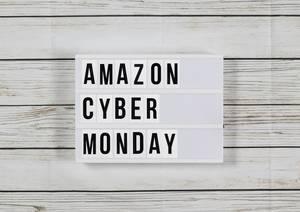 """Amazon kündigt """"Cyber Monday Woche 2018"""" an"""