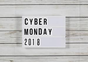 Amazon kündigt Cyber Monday 2018 an