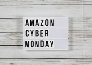 Amazon kündigt Cyber-Monday-Woche an