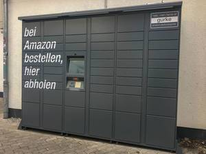 Amazon Locker in Köln-Ehrenfeld