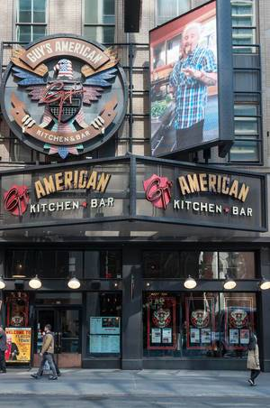 American Kitchen Bar