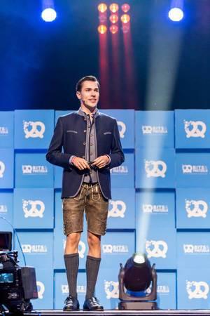 Andreas Bruckschlögel eröffnet die Bits & Pretzels 2017