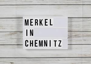 Angela Merkel in Chemnitz: Schwerer Vorwurf gegen Kanzlerin - Fragen der Bürger - News | Politik