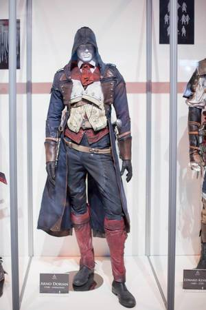 Arno Dorian Cosplay von Assassin