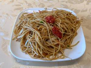 Asian Pasta with Chicken