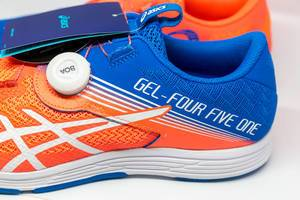ASICS Laufschuh Gel Four Five One