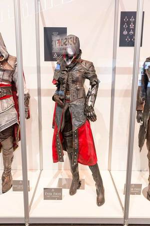 Assassin's Creed Cosplay Evie Frye Kostüm – Gamescom 2017, Köln