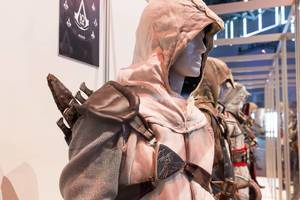 Assassin's Creed Cosplay Outfits – Gamescom 2017, Cologne