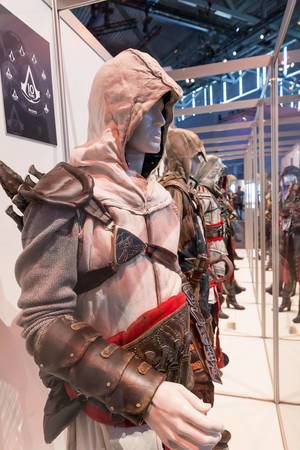 Assassin's Creed Cosplay Outfits – Gamescom 2017, Köln