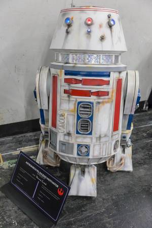 Astromech R5-D4 aus Star Wars: Episode IV