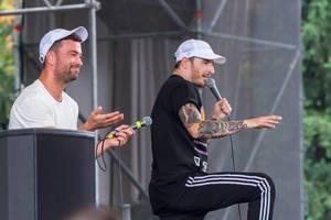 Auftritt von Marteria & Casper am 04.09.2018