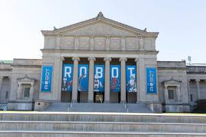 Ausstellung Robot Revolution im Museum of Science and Industry in Chicago