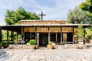 Authentic Greek mini church in Athens, Greece (Flip 2019)