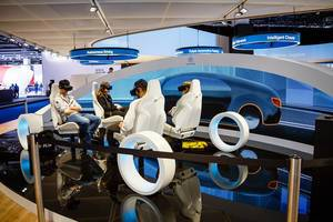 Autonomous driving with Virtual Reality technologies by Thyssenkrupp