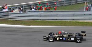 AvD-Oldtimer-Grand-Prix 2011: F1-Wagen