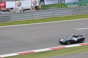 """AvD-Oldtimer-Grand-Prix 2011: """"Batmobil"""""""
