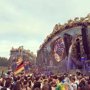 Avicii at Tomorrowland Festival 2014