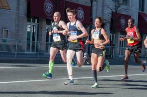 BAA 5K in Boston 2016