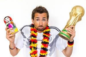 Babushka doll or World Cup Trophy? Everything