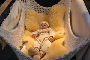 Babyhängematte - Boot Düsseldorf 2018