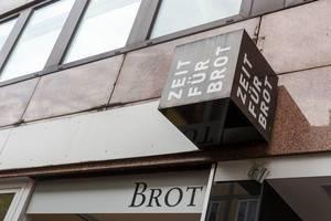Bäckerei und Café Zeit für Brot im Nordend in Frankfurt