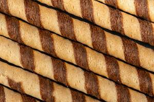 Background of Chocolate Sticks closeup (Flip 2019)