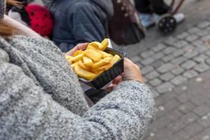 Backkartoffeln als kleiner Snack