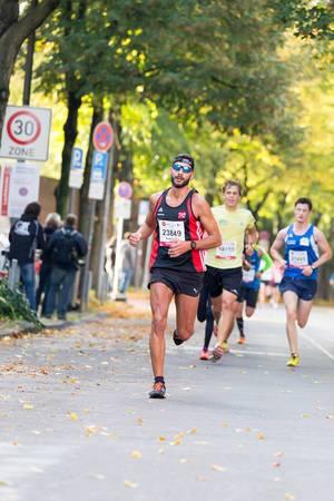 Ballistreri Francesco, Reinhard Martin Leo, Juhas Christopher - Köln Marathon 2017