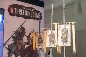 Banner der drei Königreiche aus Total War Three Kingdoms