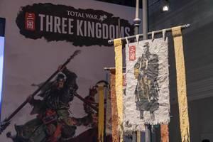 Banners of the three kingdoms from Total War Three Kingdoms