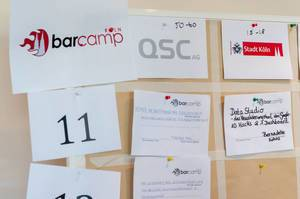 Barcamp Köln 2018 Session-Plan