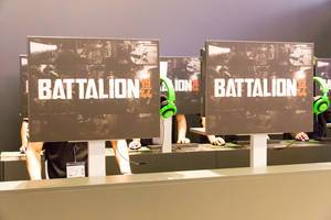 Battalion 1944 Gaming-Bühne - Gamescom 2017, Köln