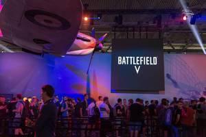 Battlefield V auf der Gamescom