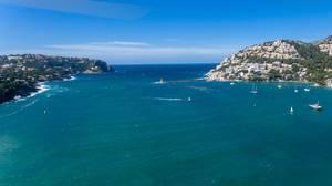 Bay of Puerto de Andraitx, Mallorca