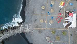 Beach Club in Ponta do Sol, Madeira