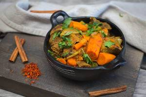 Beef Tajine with Carrot  Flip 2019