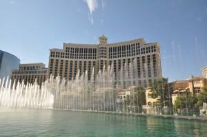 Bellagio Fountains / Bellagio-Fontänen