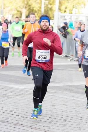 Benedict - Frankfurt Marathon 2017