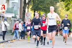 Berend Elke, Zschoche Dirk, Pfennig Uwe - Köln Marathon 2017