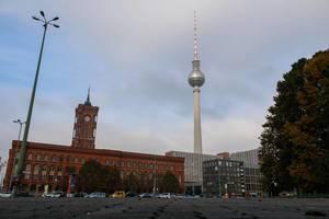 Berlin Old Rathaus