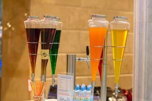Berühmten Lagidze Water Erfrischungsgetränke