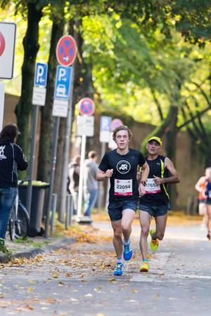 Biehl Jo, Ineci Cemal – Köln Marathon 2017