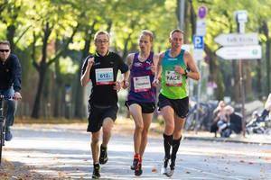 Bienenfeld Aaron, Schreiner Christian, Hine Zack - Cologne Marathon 2017