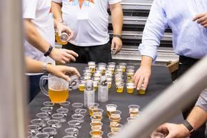 Bier-Degustation bei Goose Island Beer Company