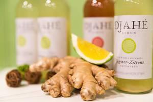 Bio Ingwer-Limonade von DJAHÉ